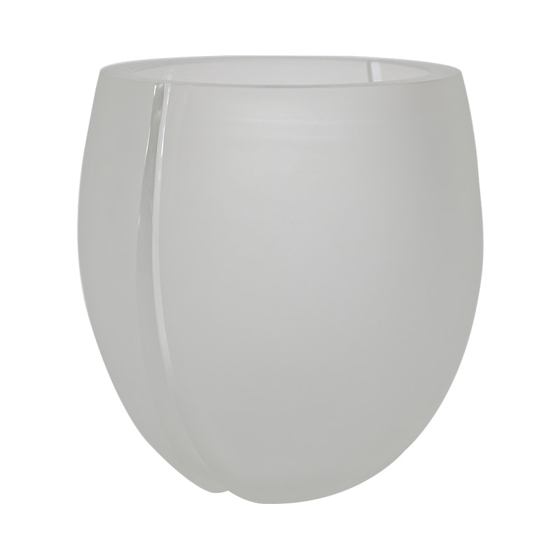 Shapes B Murano Glass Vase Adesso Imports